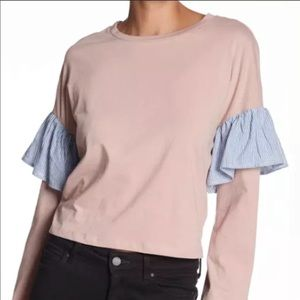 ABOUND from Nordstrom Ruffle Top